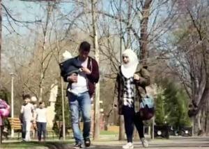 Refugiatii sirieni, socati ca in Romania se da spaga la spital: Nu lucreaza nimeni fara sa dai bani