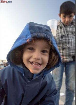 Refugiatii sirieni ajung oficial in Marea Britanie - prima oprire, Glasgow