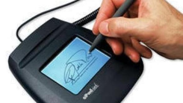 Registrul furnizorilor de servicii de certificare a fost actualizat. De unde poti obtine semnatura electronica