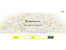 Relansare www.paginiaurii.ro si m.paginiaurii.ro - noua versiune web a celui mai avansat motor de cautare cu relevanta locala din Romania