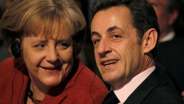 Relatia franco-germana dupa Merkozy