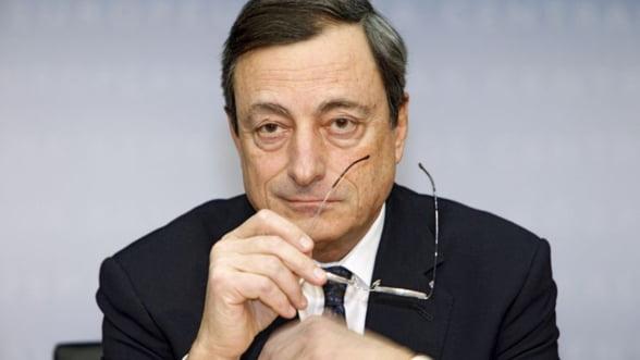 Relaxarea cantitativa mai sta o tura. BCE n-are in ce baga banii din primele transe