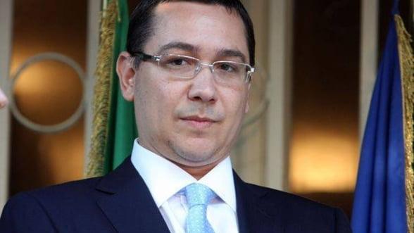 Remaniere guvernamentala: Care sunt propunerile lui Victor Ponta