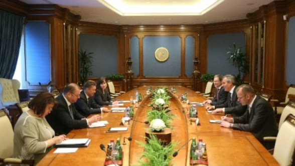 Renaste proiectul Nabucco? OMV si Gazprom, alianta pentru un gazoduct regional