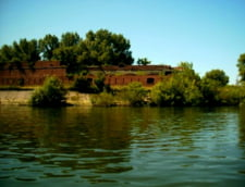 Renasterea cetatii Ada Kaleh, pe insula Simian - o investitie romano-bulgara cu iz turcesc