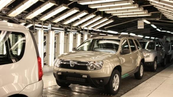 Renault: 170.000 de masini Dacia produse in Maroc, din 2013