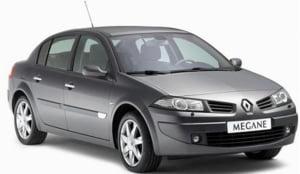 Renault Megane Sedan Luxury Edition este disponibil in Romania