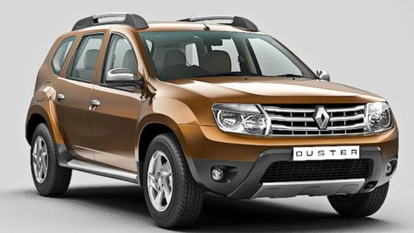 Renault a produs Duster-ul cu numarul 1 milion, la fabrica din Brazilia