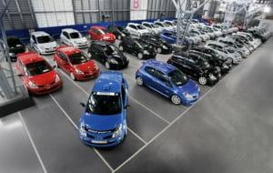 Renault a redus stocurile de autovehicule la nivelul de la sfar?itul anului 2007