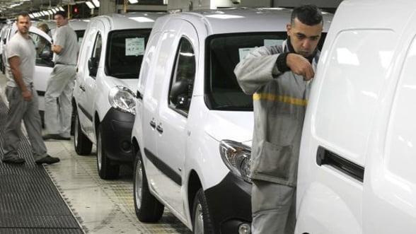 Renault ar putea ajunge in urmatoarele zile la un acord cu sindicatele din Franta