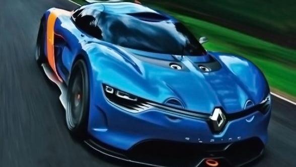 Renault are probleme cu relansarea marcii sport Alpine