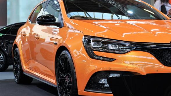 Renault pregateste Clio si Megane in varianta hibrid