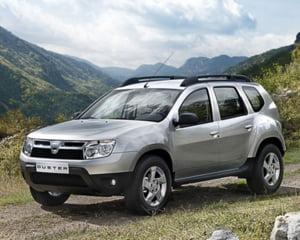 Renault pregateste Dusterul made in India