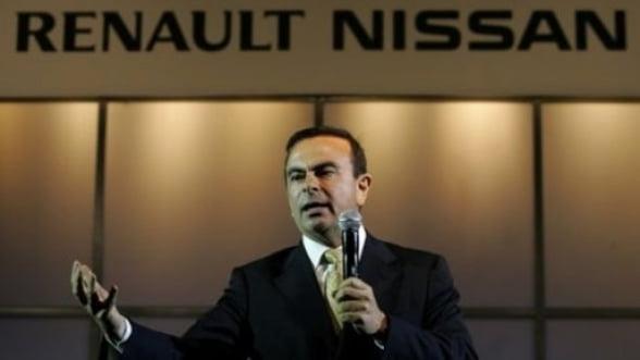 Renault se asteapta la scaderea vanzarilor auto in Europa anul acesta