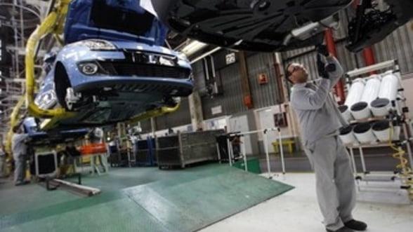 Renault va creste productia in Spania si va angaja 1.300 de oameni