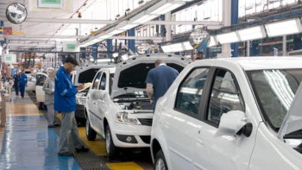 Renault vrea sa construiasca o uzina in China si alta in Venezuela
