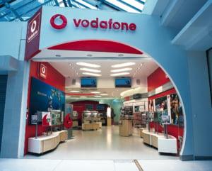 Renunta Vodafone la reprezentanta din Romania?