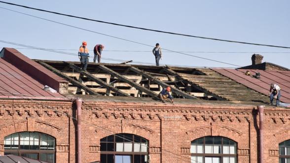 Repararea acoperisului
