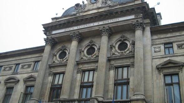 Repo. BNR a imprumutat opt banci cu cea mai mare suma din ultimele trei luni