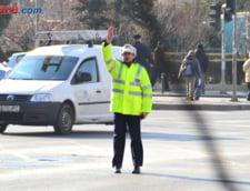 Restrictii de trafic in acest weekend in Bucuresti