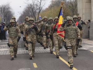Restrictii rutiere in weekend pentru parada de 1 Decembrie, din Bucuresti