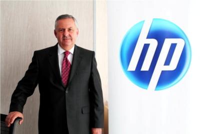 Radu Enache, inlocuit la sefia HP Romania, dupa 14 ani, de directorul de vanzari