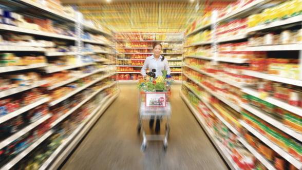 Retailerii straini nu se tem de concurenta romaneasca. In 2012 au investit masiv