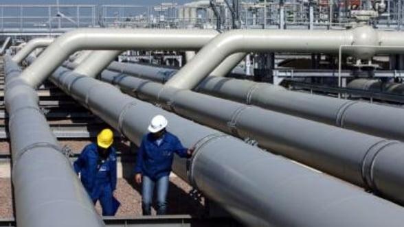 Reteaua de gaze a Bucurestiului, modernizata cu 65 de milioane de lei