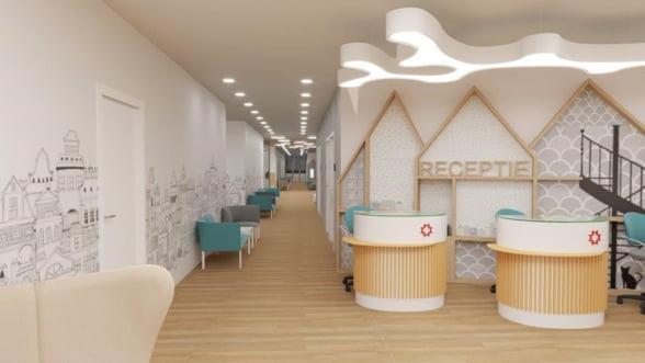 Reteaua de sanatate REGINA MARIA inaugureaza Policlinica The Light si clinica Kinetic Sport & Medicine