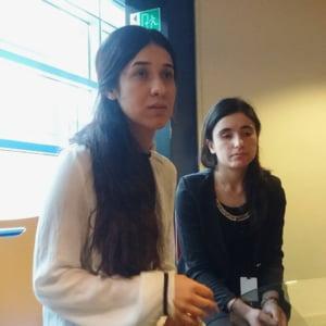 Reteaua secreta de civili care salveaza femei yazidi din mainile Statului Islamic