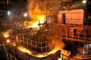 Reuters: Cine va cumpara combinatul siderurgic de la Galati? Indienii vor licita impotriva italienilor si ucrainienilor