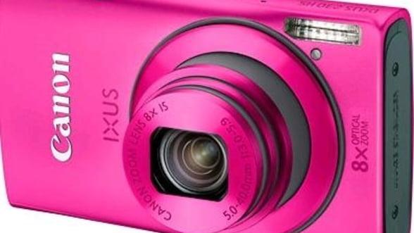 Review: Canon IXUS 230 HS - compacta automatizata