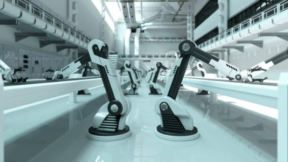 Revolutia tehnologica: Germania deschide primele fabrici smart, fara muncitori
