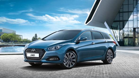 Revolutionarul Hyundai i40, masina familiei moderne
