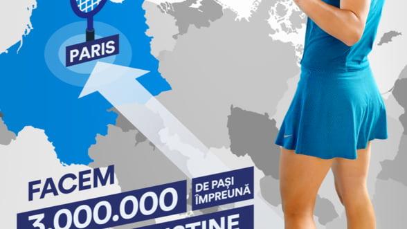 Rexona mobilizeaza romanii intr-o campanie unica de sustinere pentru Simona Halep