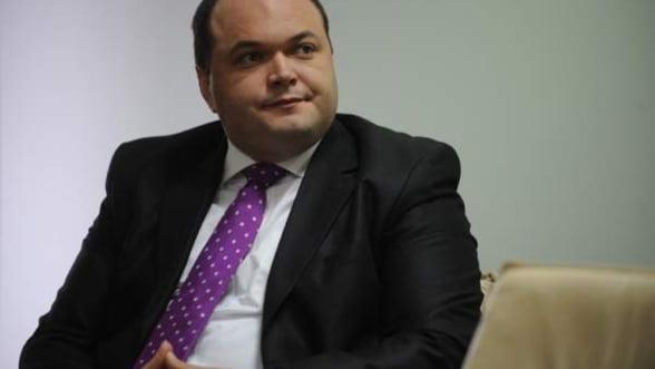Rezerva BNR finanteaza deficitul de cont curent - Ionut Dumitru