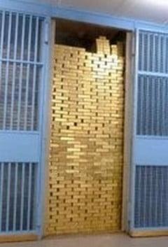 Rezervele de aur si valuta ale Romaniei valoreaza 28,1 miliarde euro