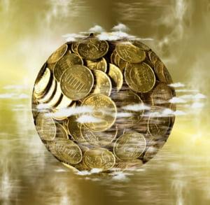 Rezervele valutare BNR au scazut in luna iunie