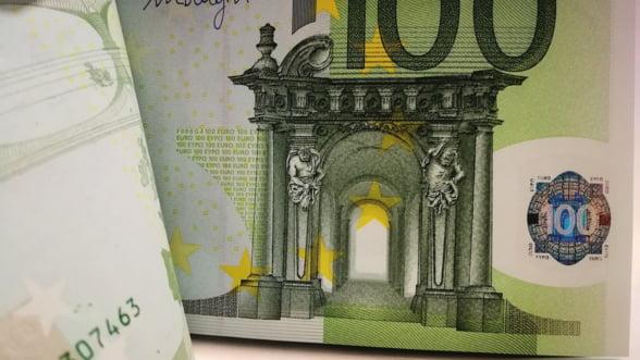 Rezervele valutare ale BNR au coborat la 34,908 miliarde de euro, in octombrie
