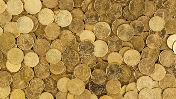 Rezervele valutare ale BNR au scazut la 31,922 miliarde de euro, in ianuarie
