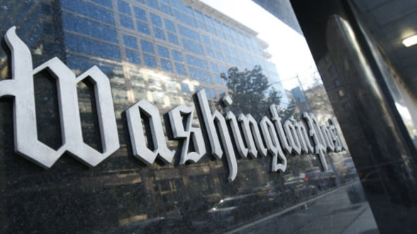 Rezultate financiare slabe pentru Washington Post