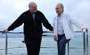 Rezultatul intalnirii dintre Putin si Lukasenko de la Soci: Rusia va elibera o transa de 500 milioane de dolari pentru Belarus