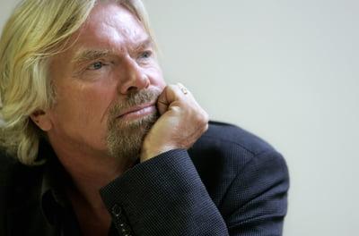 Richard Branson: filosofie in afaceri