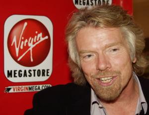 Richard Branson cere guvernului britanic compensatii pentru inchiderea spatiului aerian