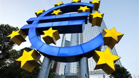 Riscul unei deflatii in zona euro complica redresarea economica