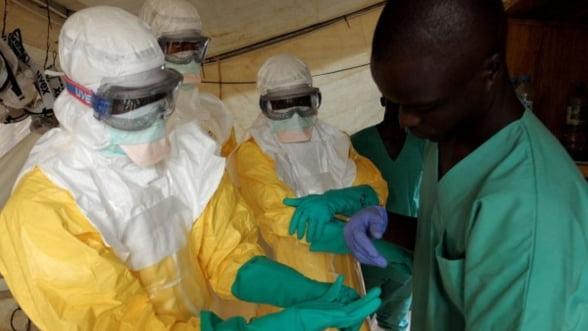 Roboti folositi in lupta impotriva epidemiei de Ebola