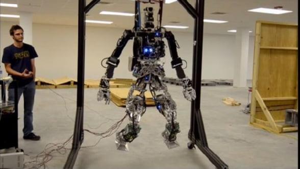 Robotii pentru interventii in situatii de urgenta, salvatorii viitorului