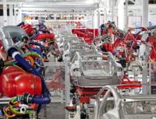 Robotii pun in pericol 10 milioane de locuri de munca din Marea Britanie