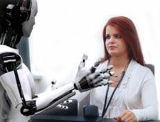 Robotii vaneaza locurile de munca din Europa de Est
