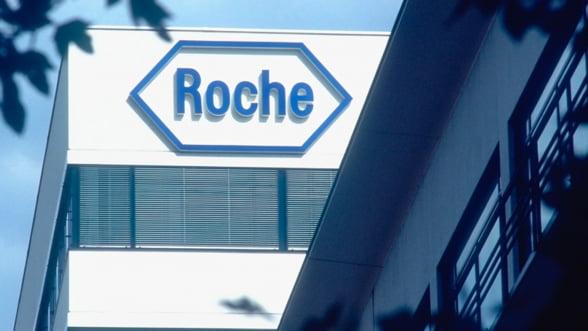 Roche a inregistrat o crestere a vanzarilor globale cu 5%